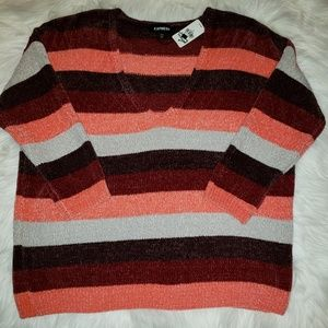 NWT Express Chenille sweater